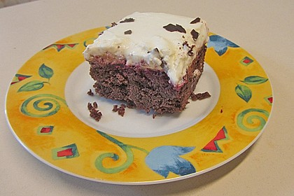 Black Forest Brownies 6
