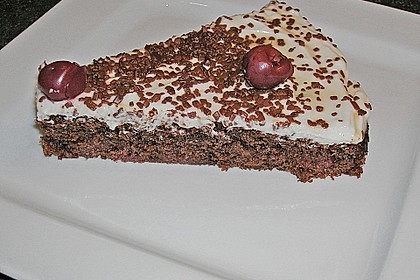 Black Forest Brownies 2
