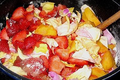 Twinkles Erdbeer - Rosen - Mango - Marmelade