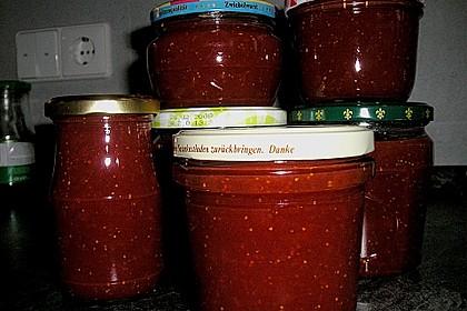 Twinkles Erdbeer - Rosen - Mango - Marmelade 1