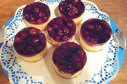 Kirsch - Himbeer - Heidelbeer - Schmand Blechkuchen 3