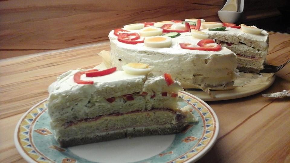 Herzhafte Torte Von Ampuria62 Chefkoch De