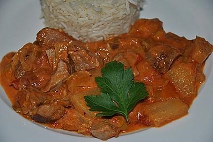 Enten - Curry