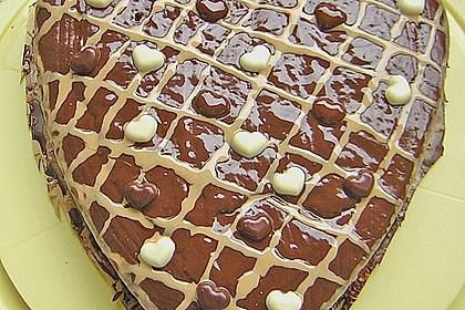 Der perfekte  Schokoladenkuchen 43