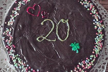 Der perfekte  Schokoladenkuchen 125