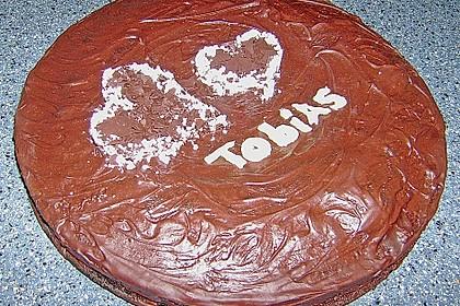 Der perfekte  Schokoladenkuchen 129