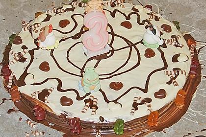 Der perfekte  Schokoladenkuchen 80