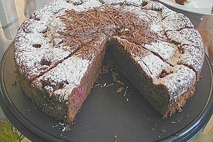 Der perfekte  Schokoladenkuchen 91
