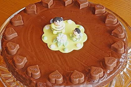 Der perfekte  Schokoladenkuchen 26