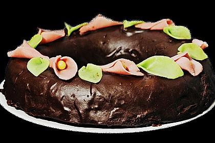 Der perfekte  Schokoladenkuchen 38
