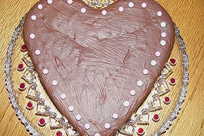 Der perfekte  Schokoladenkuchen 95