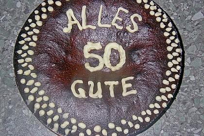 Der perfekte  Schokoladenkuchen 56