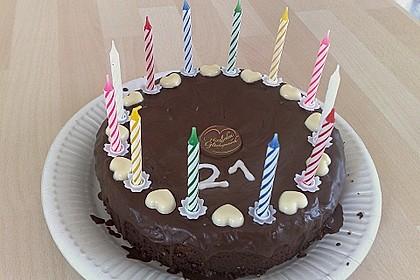 Der perfekte  Schokoladenkuchen 67