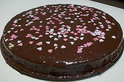 Der perfekte  Schokoladenkuchen 77