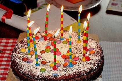 Der perfekte  Schokoladenkuchen 83