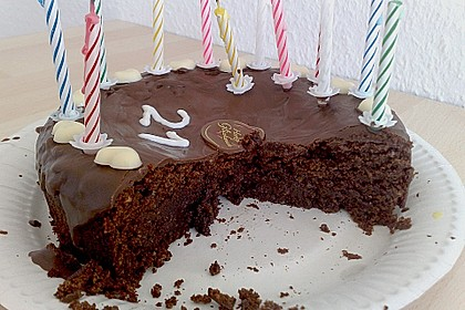 Der perfekte  Schokoladenkuchen 58