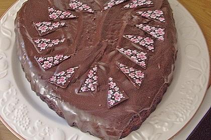 Der perfekte  Schokoladenkuchen 71