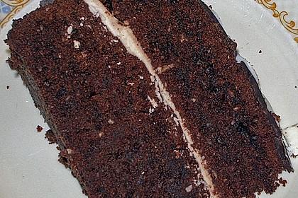 Der perfekte  Schokoladenkuchen 85
