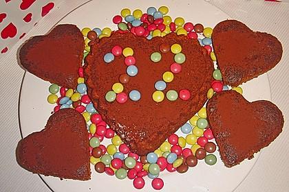 Der perfekte  Schokoladenkuchen 76