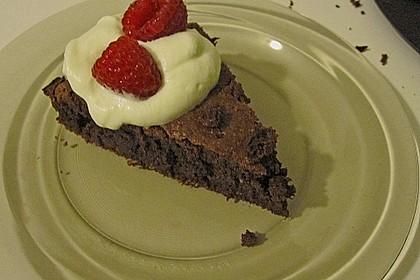 Der perfekte  Schokoladenkuchen 44