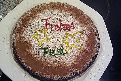 Der perfekte  Schokoladenkuchen 81