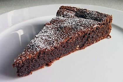 Der perfekte  Schokoladenkuchen 2