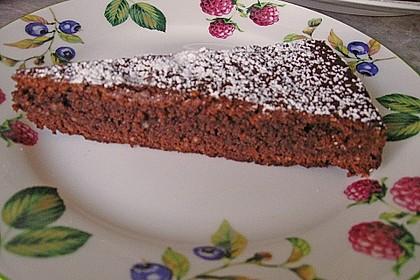 Der perfekte  Schokoladenkuchen 47
