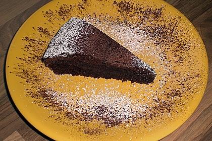 Der perfekte  Schokoladenkuchen 52