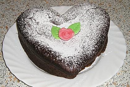 Der perfekte  Schokoladenkuchen 90