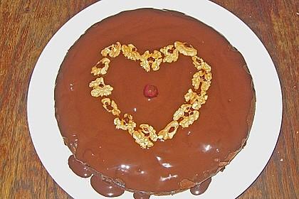 Der perfekte  Schokoladenkuchen 60