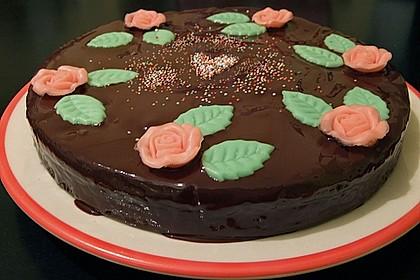 Der perfekte  Schokoladenkuchen 40