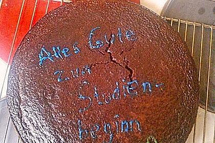 Der perfekte  Schokoladenkuchen 101