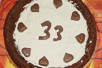 Der perfekte  Schokoladenkuchen 133