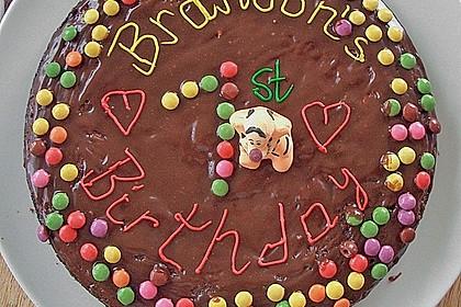 Der perfekte  Schokoladenkuchen 109