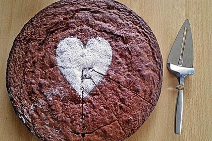 Der perfekte  Schokoladenkuchen 15