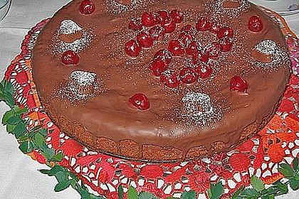 Der perfekte  Schokoladenkuchen 37