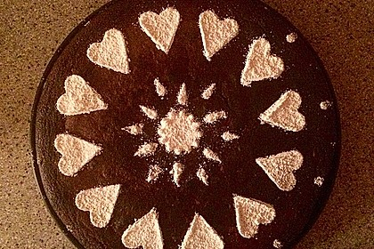 Der perfekte  Schokoladenkuchen 14
