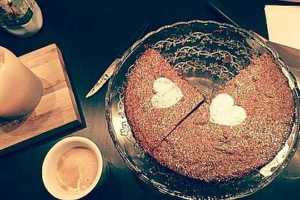 Der perfekte  Schokoladenkuchen 12