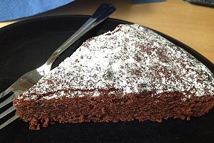 Der perfekte  Schokoladenkuchen 16
