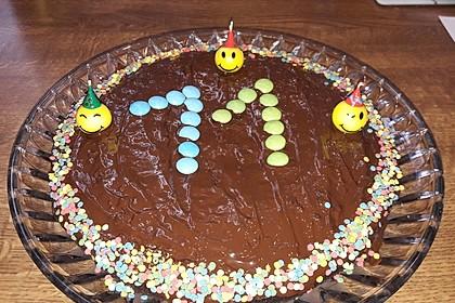 Der perfekte  Schokoladenkuchen 49