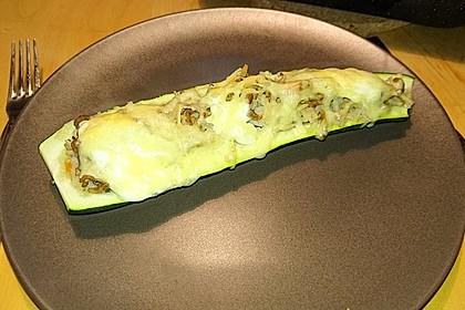 Zucchini mit Hackfleisch-Reisfüllung 38
