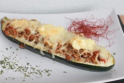 Zucchini mit Hackfleisch-Reisfüllung 25