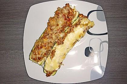 Zucchini mit Hackfleisch-Reisfüllung 29