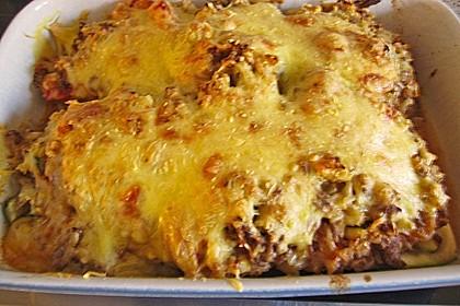 Zucchini mit Hackfleisch-Reisfüllung 34