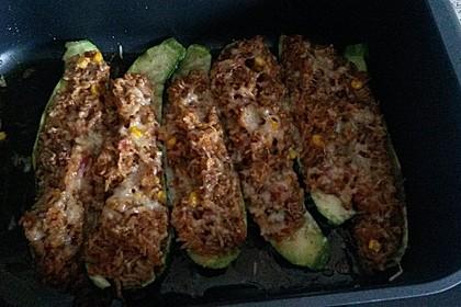 Zucchini mit Hackfleisch-Reisfüllung 17