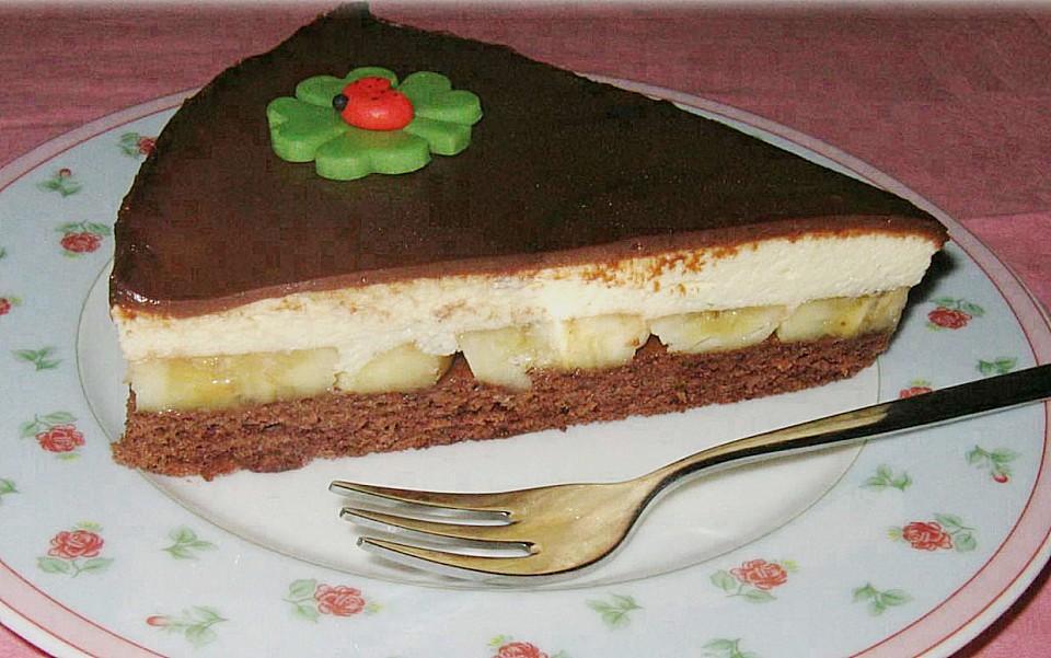 Blech Bananenkuchen Von Babi222 Chefkoch De