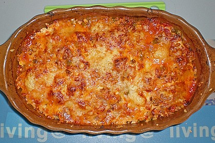 Bologneser Kartoffelauflauf 11
