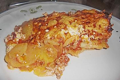 Bologneser Kartoffelauflauf 5