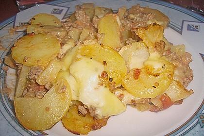 Bologneser Kartoffelauflauf 13