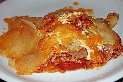 Bologneser Kartoffelauflauf 17